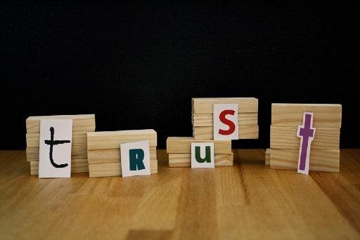 3つの審査機関から承認を得ている故の信頼性